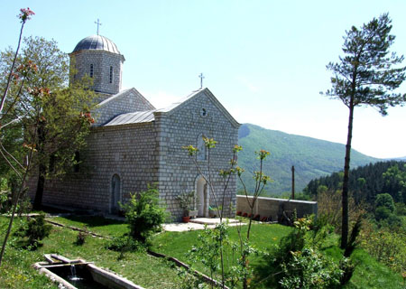 Manastir Zdrelo