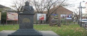 Spomenik u Klicevcu