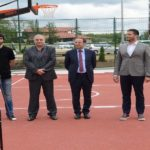 Otvaranje Novih Košarkaških Terena Na Srebrnom Jezeru