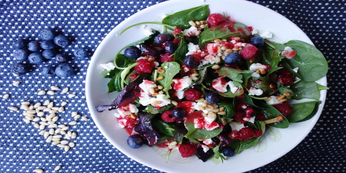 Salata od divljeg bilja