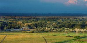 Pogled sa Pozarevackog brda